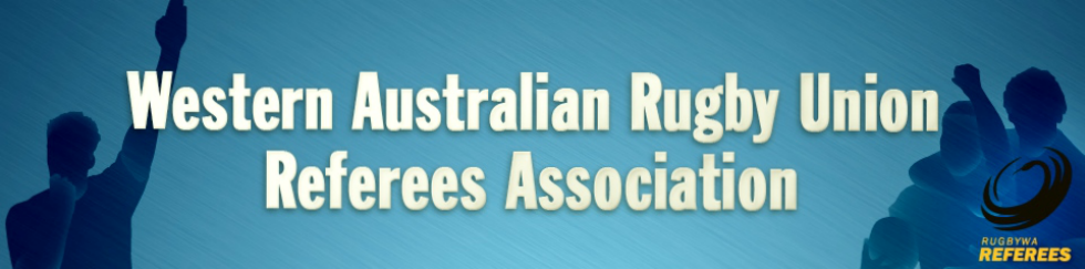 Western Australian Rugby Union Referees  Association